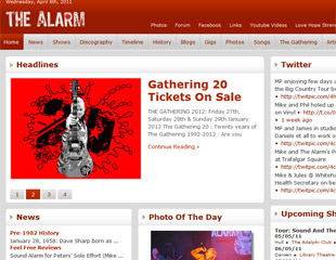 thealarm.com