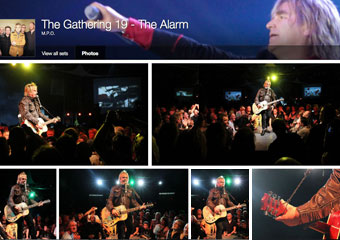 The Gathering Images The Alarm