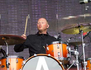 smiley-drum