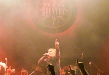 Mike Peters Big Country