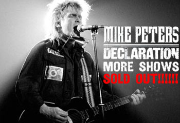 The Alarm More shows sold out