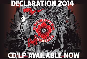 The Alarm Declaration 2014