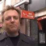 James Stevenson Punk Club Tour